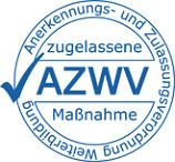 Zertifikat AZWV
