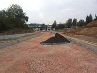 Straßenbau Hombuger Str
